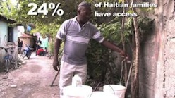 Haiti: Clean Water, Improved Sanitation, Better Health (The World Bank)